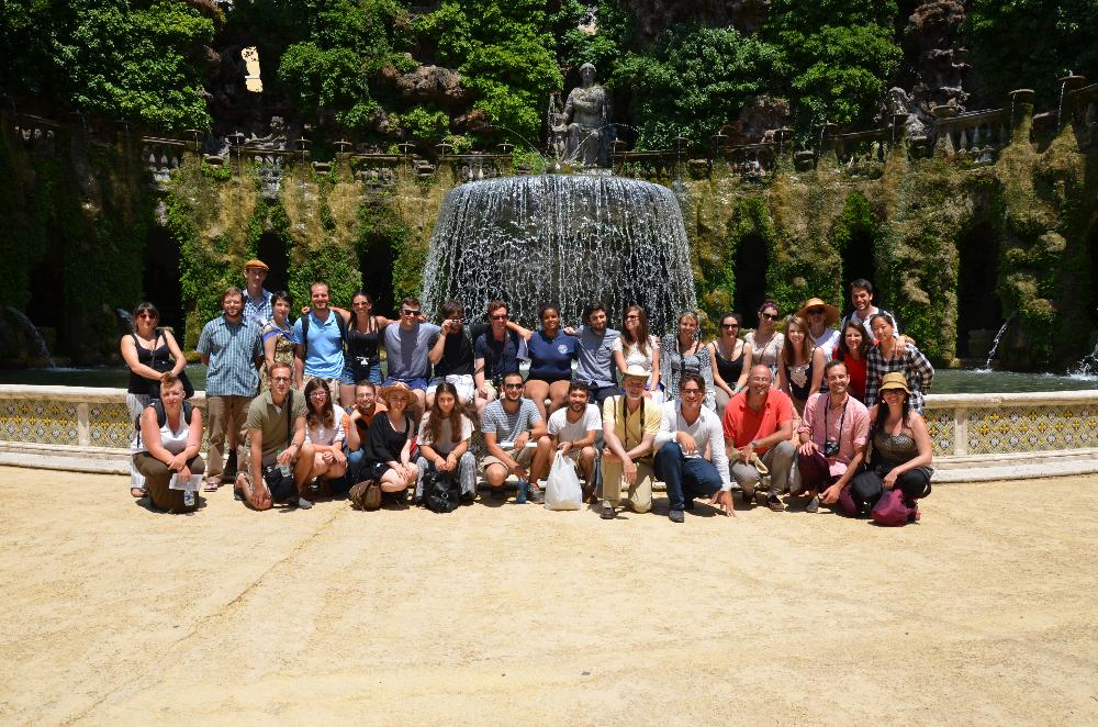 HV Group Shot at Villa de Este